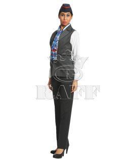 Female Authority Uniform